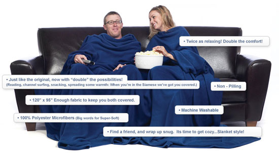 Double Slanket
