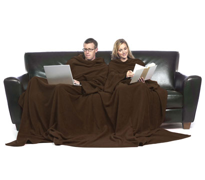 double slanket valentines day