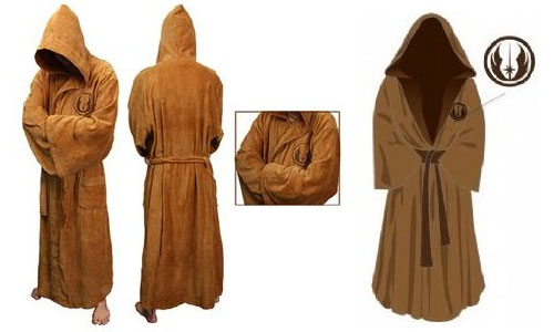 Jedi Dressing Gowns / Star Wars Bath Robes
