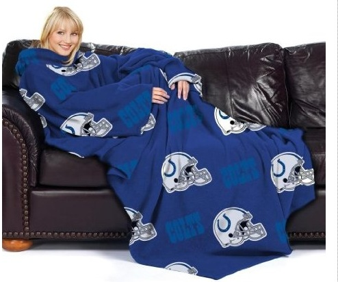 Indianapolis Colts NFL snuggie slanket