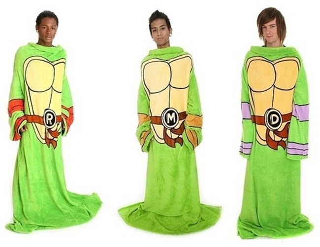 Teenage Mutant Ninja Turtle Snuggie