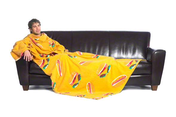 The Slanket - Nicks Lunch